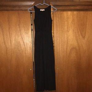 Loft empire waist maxi dress